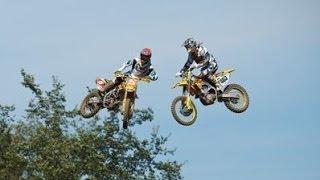 Ryan Dungey vs European MXGP rider