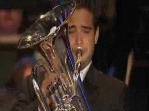 David Childs - Carnival of Venice - Euphonium