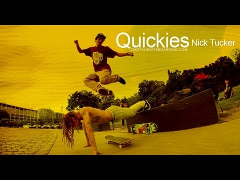 Digital Quickies - Nick Tucker