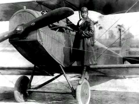 UTSA's Institute for Texan Cultures: Bessie Coleman
