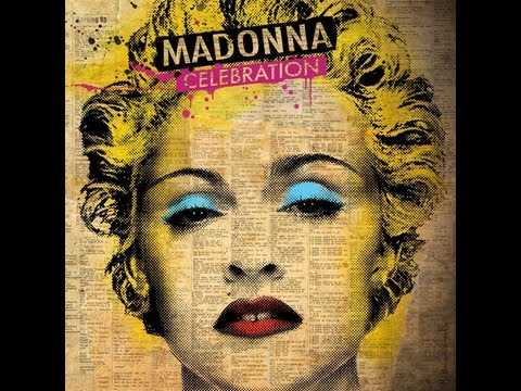 Unboxing - Madonna: Celebration (Deluxe Version) [2 CD&#039;s]