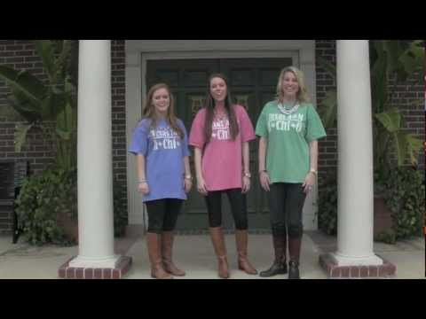 TAMU Panhellenic Recruitment Video 2013