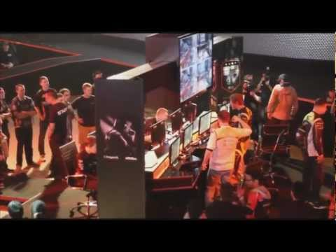Call of Duty Championship 2013 - Optic Scumpii 3 Piece vs. coL - WITH REACTIONS!!!