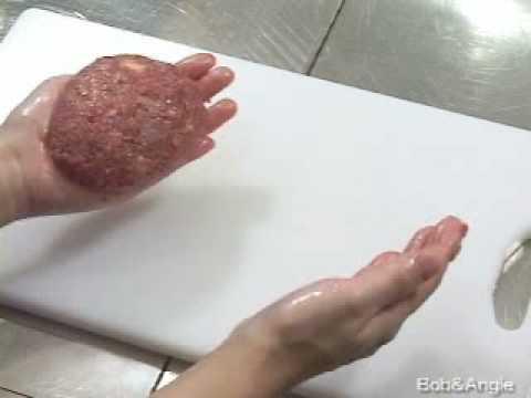 ハンバーグ 定番料理レシピ