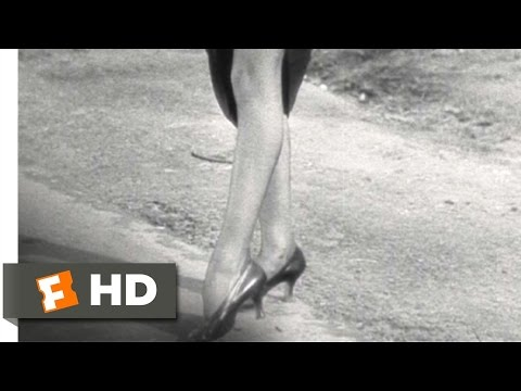 Lessons in Hitchhiking - It Happened One Night (7/8) Movie CLIP (1934) HD