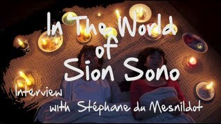 In The World of Sion Sono