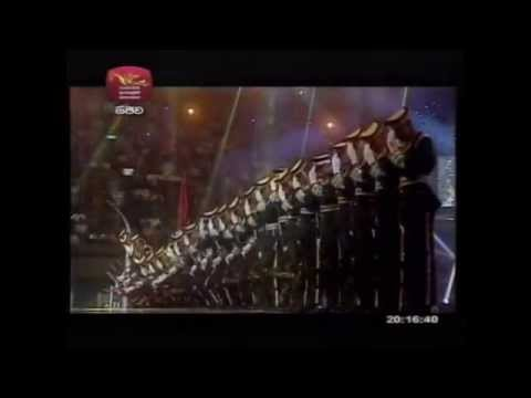 Superb Performance By Sri Lanka Air Force 2014 video