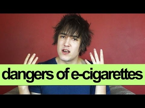 The Dangers Of E-Cigarettes: Is Vaping Safe?