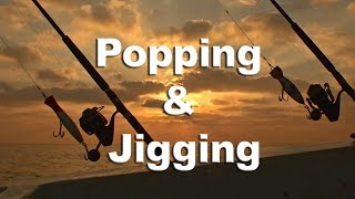Popping & Jigging - Andamans - The Return - 2012