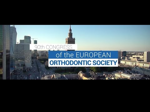 EOS 2014 Warsaw, POLAND - 90th Congress of the European Orthodontic Society
