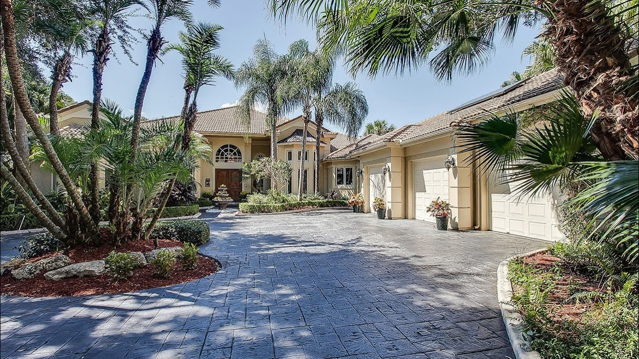 Multi million dollar home west palm beach youtube for Million dollar homes in la