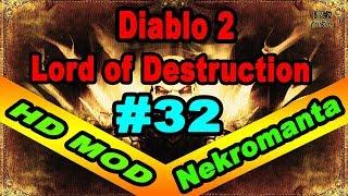 Zagrajmy w Diablo 2 LoD: HD MOD #32 Upierdliwy Diablo