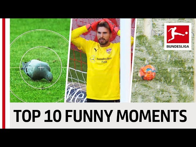 The Funniest Moments of 20182019 - Reus, Thiago amp Co.