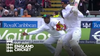 Alex Hales 83, Joe Root 80 & stunning catches - England v Sri Lanka highlights