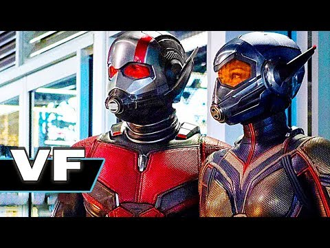 ANT MAN 2 Bande Annonce VF Officielle (2018)