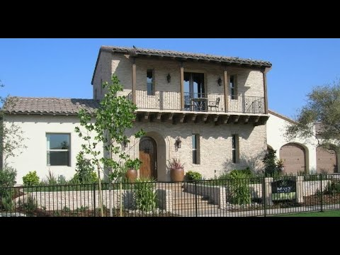 Bakersfield luxury model home the alhambra by sweaney for Builders in bakersfield