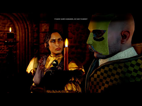 Dragon Age: Inquisition - Detonado #2:O Inicio da Inquisição!