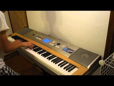Rich Mullins - Awesome God (hd Studio Piano Cover) - 1,000 Subs! video