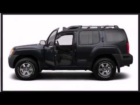 2012 Nissan Xterra Video