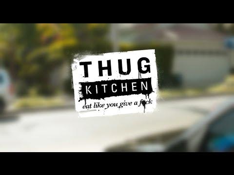 Thug Kitchen Cookbook Trailer (explicit)