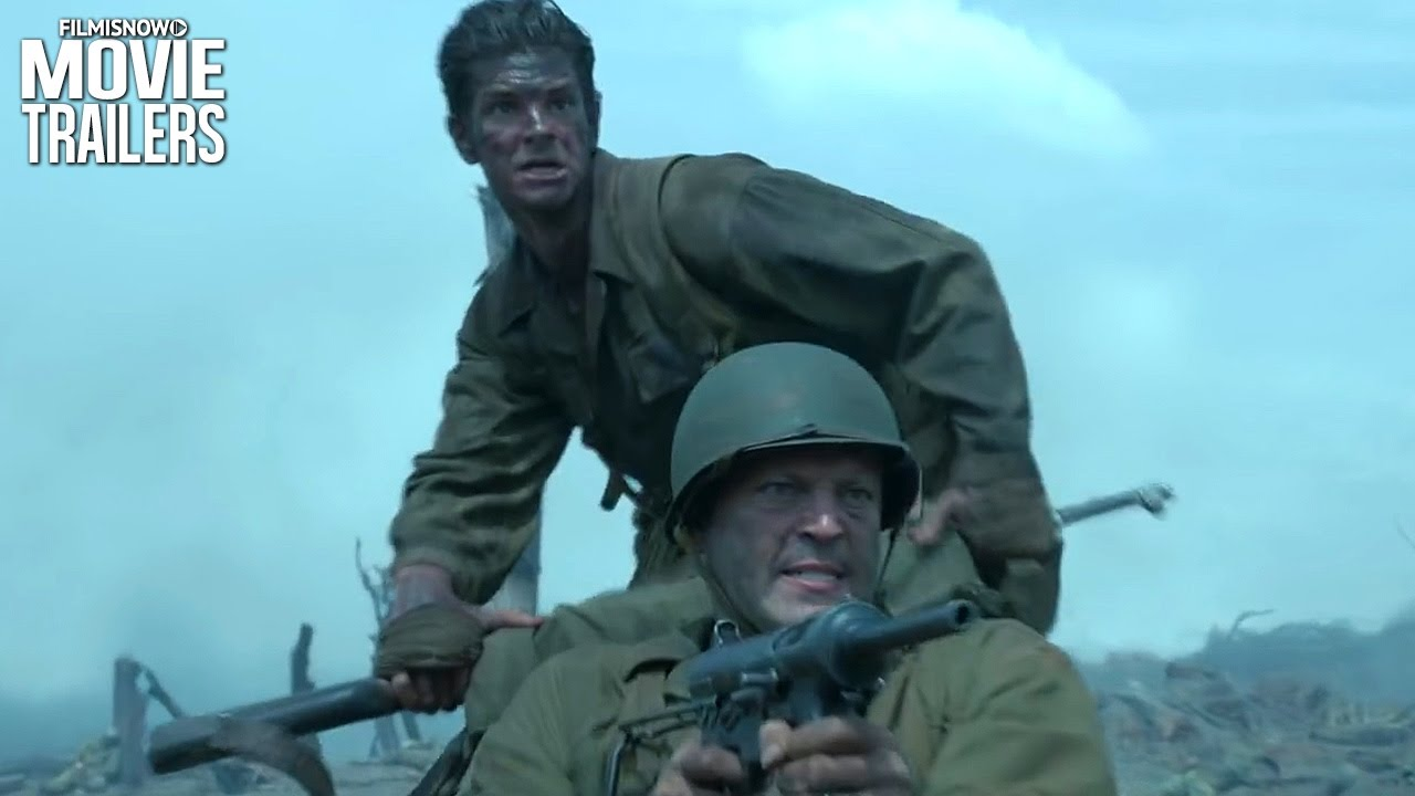 New Clips for HACKSAW RIDGE - Mel Gibson's WWII drama movie