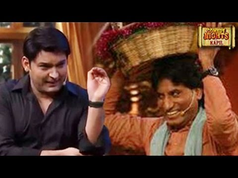 Raju Shrivastav On Comedy Nights With Kapil 7th December 2013 Full Episode -- Online Video video