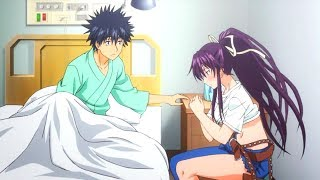 Top 10 Anime Where MC Looks Weak But Girls Still Like Him [HD]
