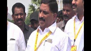 TDP Leaders Speaks Over To Media