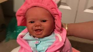 Amazing Reborn Baby Box Opening! Jewls by Sandy Faber!