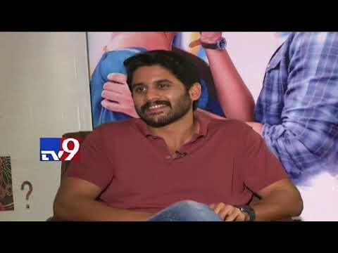 Naga Chaitanya asks Rahul about the acting and direction - TV9