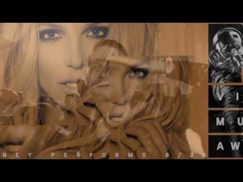 Britney Spears & G-Eazy (MTV VMA promo)