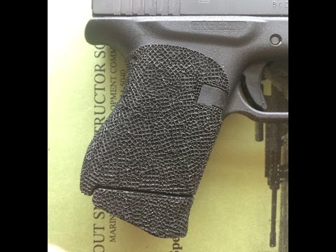 Waffle tip stippling- getting straight lines and NO circles.