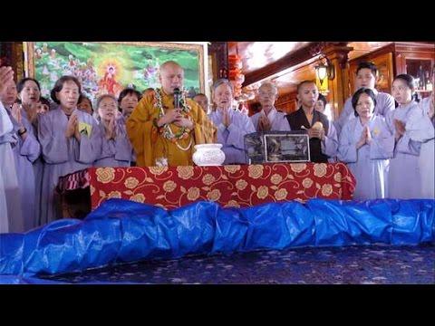 Pháp Thoại, Phóng Sanh, Cúng Thí Thực, Quy Y Cho Hương Linh (Kỳ 3)
