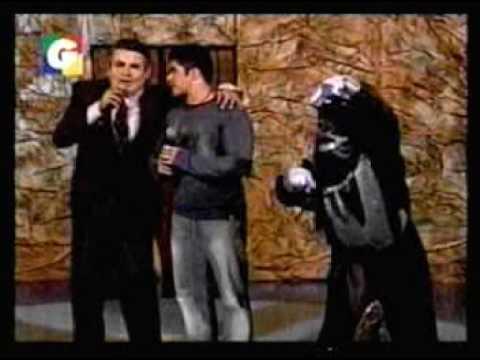 Jerry Rivera Cantando Una Fan Enamorada