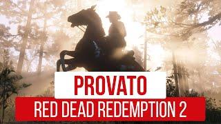 Red Dead Redemption 2, l'abbiamo provato!