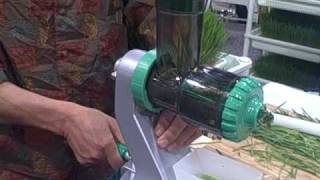 Tribest Z-Star Manual Hand Crank Juicer - Juices Wheatgrass and More! No Electricity Required
