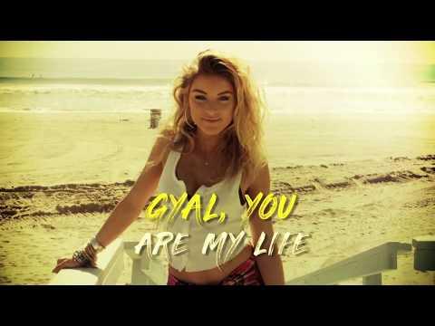 Dj Maze - Like A Dancehall ft. Charly Black (Lyric video) thumbnail