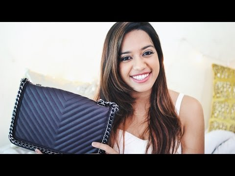 What's In My Bag? || Debasree Banerjee