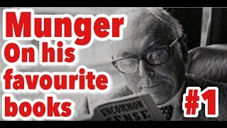 Charlie Munger on Favourite Books -All Markets Vegas to Wall Street, How I Beat Dealer & Market