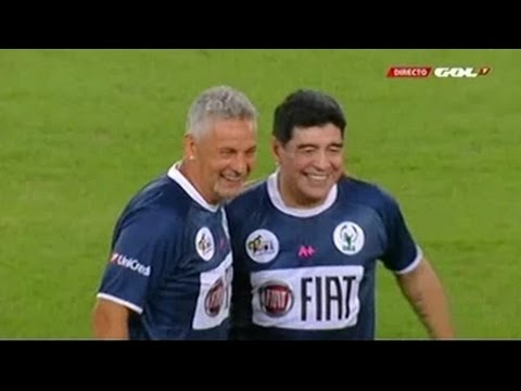 Legends Match: World Xi vs Javier zanetti Xi 6:3 ALL Goals  - [01.09.2014]