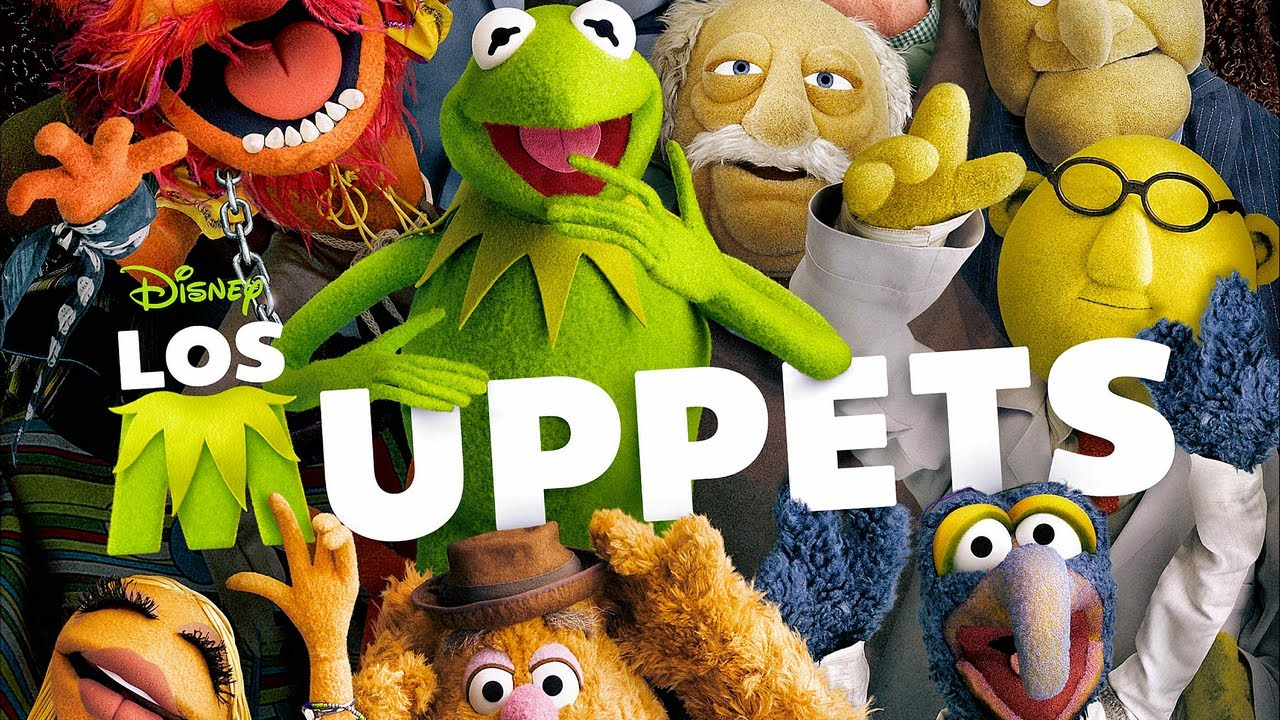 """The Muppets (2011) - """"The Pig with the Froggy Tattoo ..."""