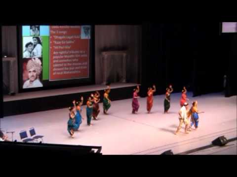 Dada Kondke Medley At Bmm Convention Chicago 2011 video
