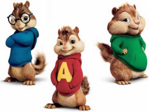 Alvin and the Chipmunks: Deuces- Chris Brown