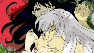 Xxx anime Inuyasha | Inuyasha vs Kagome kiss love