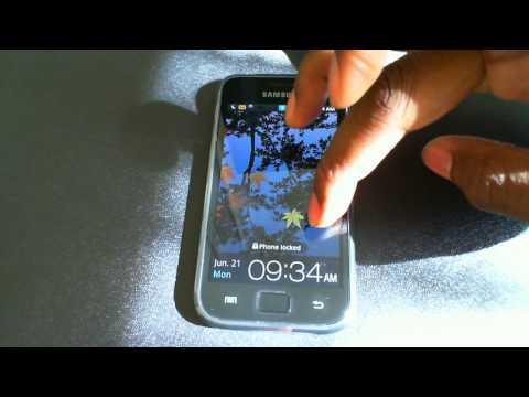Samasung Galaxy S: ATT 3g ... More questions answered.