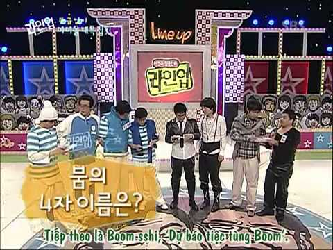 [vietsub] L p DBSK p1-part1