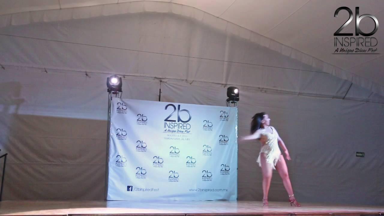 Isabel Mora | Salsa Soloista Amateur | 2b Inspired 2016