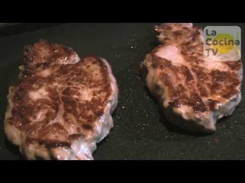 """La Cocina TV 1.4 - Forma para hacer la carne """"a la plancha"""""""