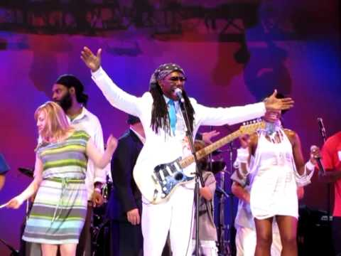 Nile Rodgers&Chic: