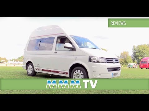 VW T5 Campervan Showdown! Which van will WIN? (What Motorhome magazine)